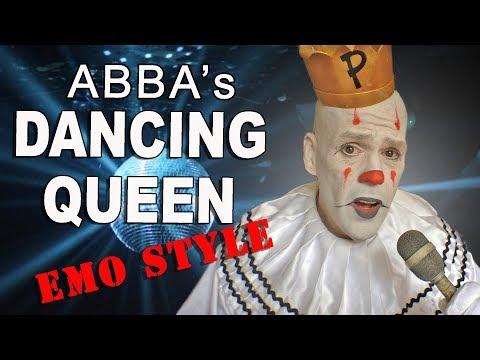 Dancing Queen  ABBA   EMO style