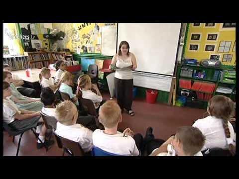 Teachers TV: Drama in the Classroom
