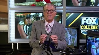 Mike Pereira breaks down the LSU touchdown vs. Auburn that never was