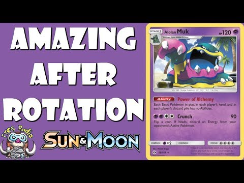 Will Alolan Muk be the Most Impactful Card After Rotation