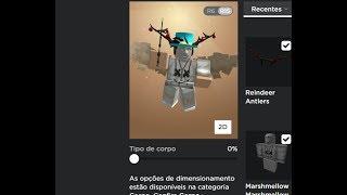 Verkaufen oder ändern Konto von Roblox verschiedene Animationen, blauer Hut 1.5 k RBX Act: Dinge in der OTP