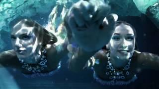 """Новогоднее театрально-цирковое шоу на воде """"Тайна подземного моря"""""""