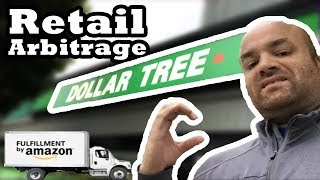 What I buy at DOLLAR TREE and Resell That Makes me Hundreds Per Month| Retail Arbitrage