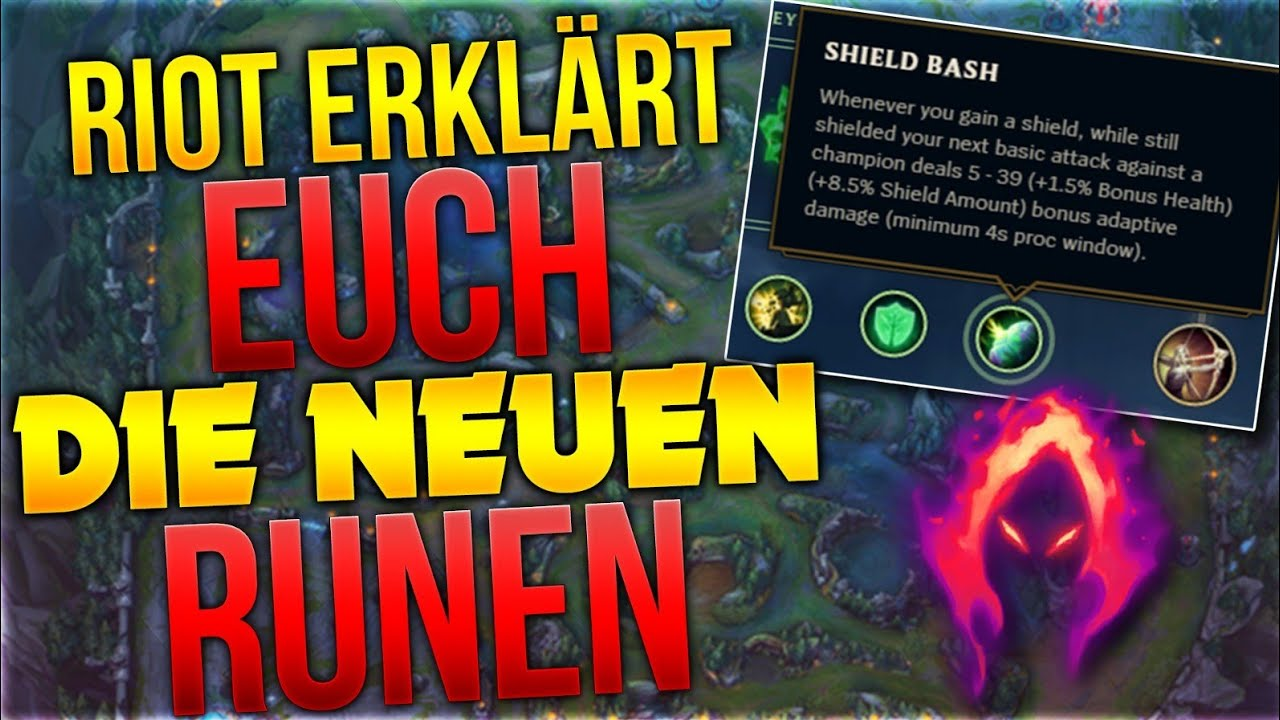 Amount Deutsch riot erklärt euch die neuen runen! [league of legends] [deutsch / german]