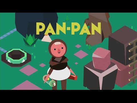 PAN-PAN A tiny-big adventure (Switch) First 25 Minutes on Nintendo Switch - First Look - Gameplay