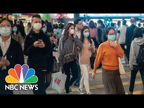 World Health Organization Gives Update On COVID-19   NBC News (Live Stream Recording)