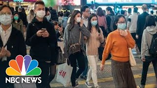 World Health Organization Gives Update On COVID-19 | NBC News (Live Stream Recording)