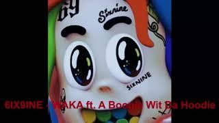6IX9INE   WAKA ft  A Boogie Wit Da Hoodie