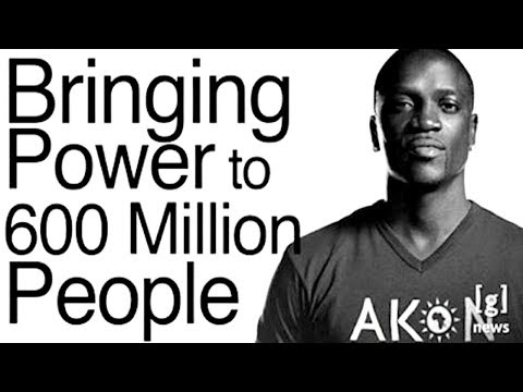 Dear Black People: Akon Just Economically Re-enslaved Africa