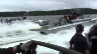 Restored  PT boats! Killer sound diesel!