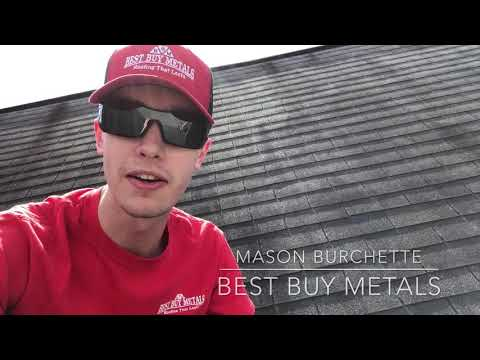 Which costs more? Metal roofing or asphalt shingles?