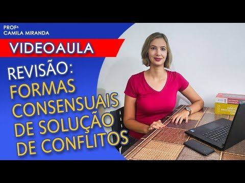VIDEOAULA: Formas Consensuais