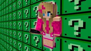 Minecraft: Creeper Lucky Blocks | BARBIE | Desafío de la Suerte Especial - #134