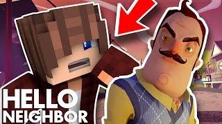 Minecraft Hello Neighbor - We Are Homeless (Minecraft Roleplay)