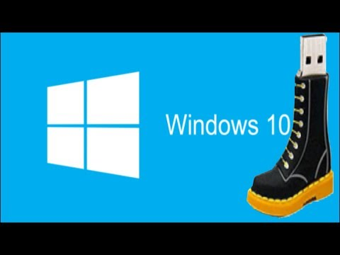 How to Create a Bootable USB Flash Drive for Windows 10