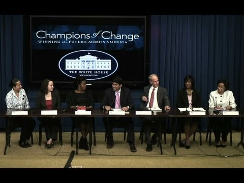 Champions of Change: Girls and Women in STEM