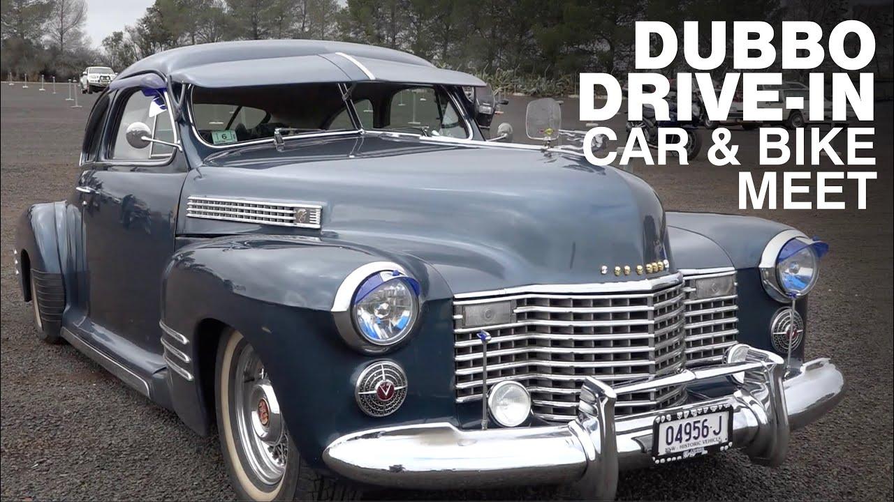 Dubbo Drive-In Car & Bike Meet: Classic Restos - Series 45
