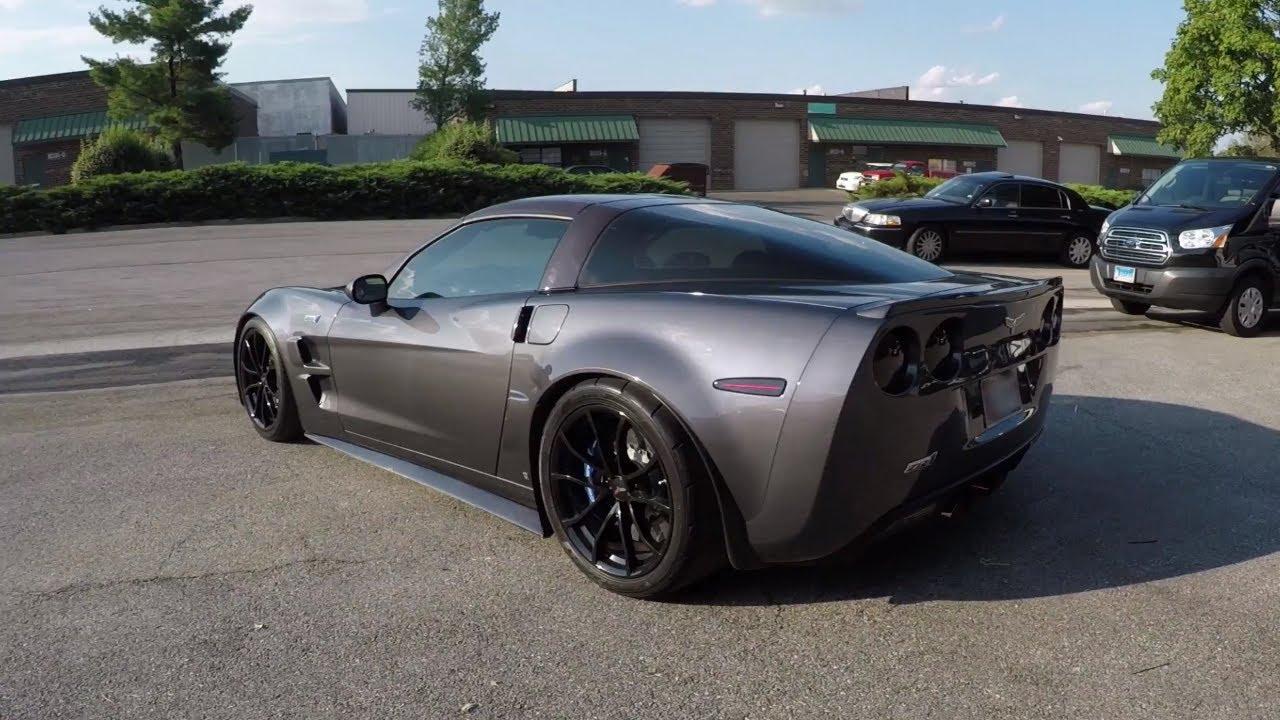 Kekurangan Corvette C6 Zr1 Spesifikasi