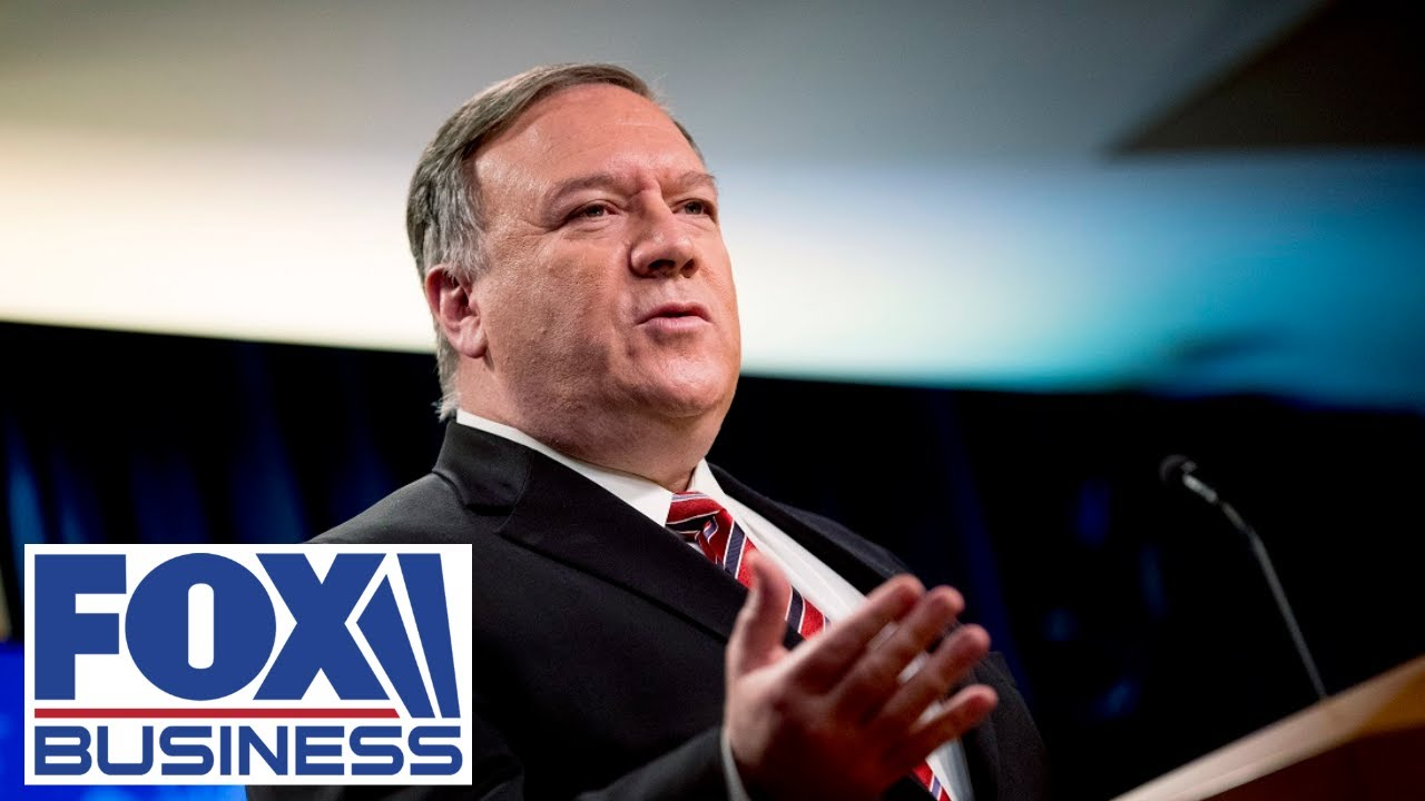 Pompeo: 'Allowing World Health Organization to fail again is unacceptable'