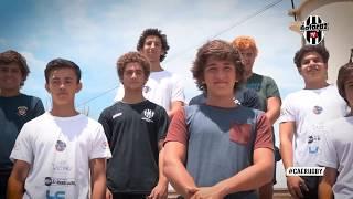 INFO.BATARAZ: Envista a Gustavo Corleto y a jugadores de rugby