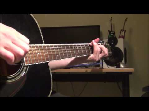 Jon Bellion - All time low (Guitar fingerstyle cover)