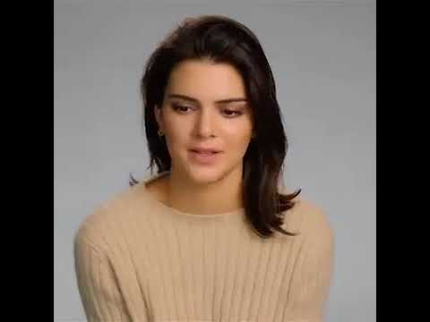 W magazine   Kendall Jenner's go to karaoke song is  Super Bass,