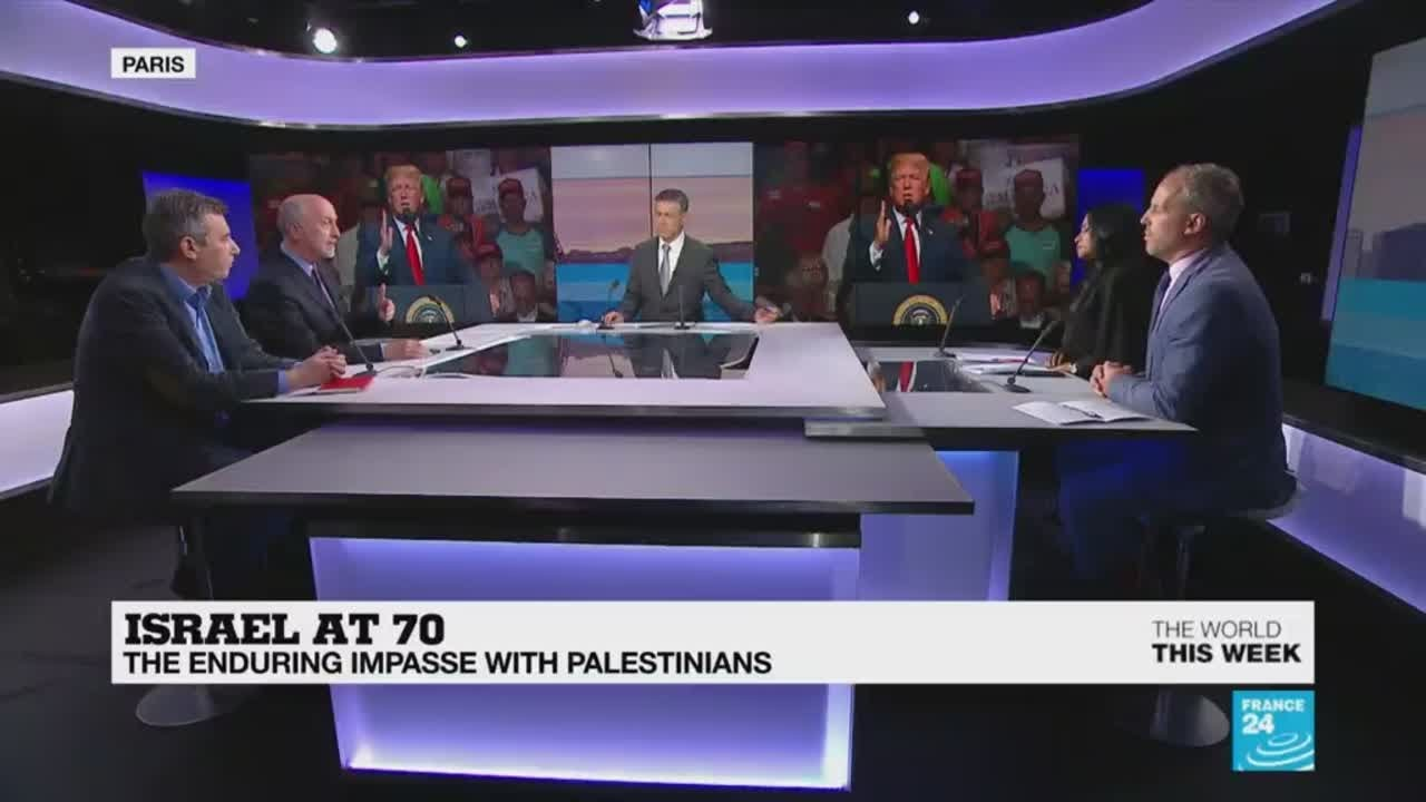 WORLD THIS WEEK Israel at 70: the enduring impasse with the Palestinians