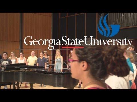Georgia State University Choral Program