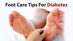 Foot Care Tips For Diabetic Patient
