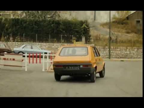 "Persecución, ""FIAT RITMO"" 1979"