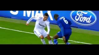 Cristiano Ronaldo Vs AJ Auxerre Home HD 720p 10-11