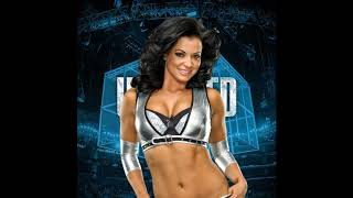 """WWE: Candice Michelle Theme - """"What Love Is (RnB Remix)"""" (Arena Effect)"""