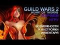 Guild Wars 2 Как расширить инвентарь общий обзор mp3