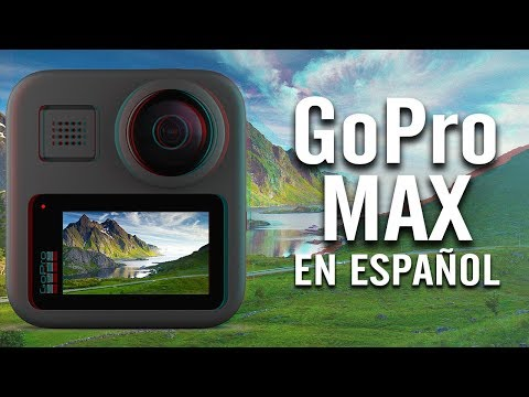 GoPro MAX: REVIEW COMPLETO EN ESPAÑOL ✅