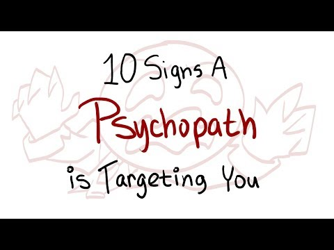 10 Signs A Psychopath is Targeting You streaming vf