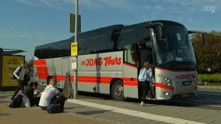 Stationsweg deels afgesloten vanwege treinvervangend busvervoer