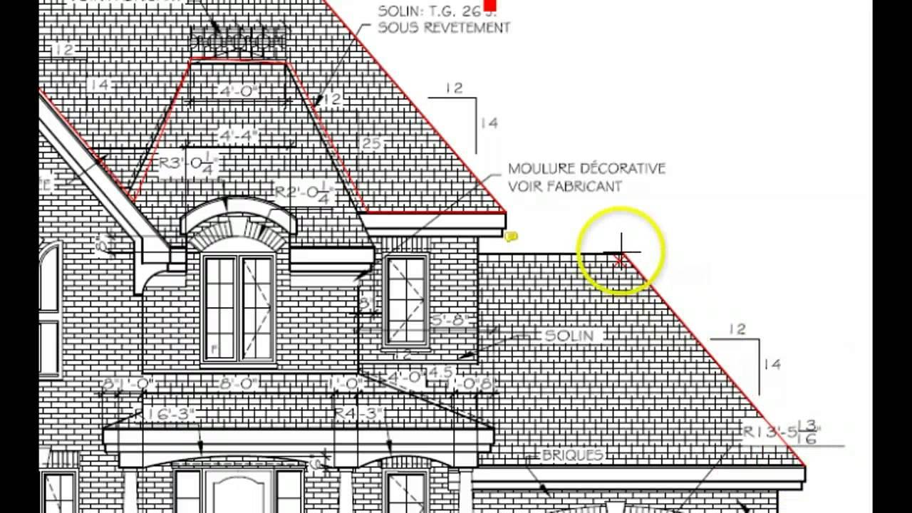 Estimationexpert.ca formation calcul de la toiture - YouTube