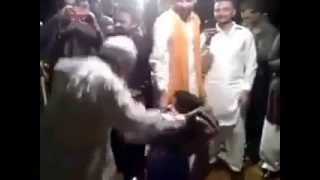 tharki baba dancing and touching all body of mujra girl new