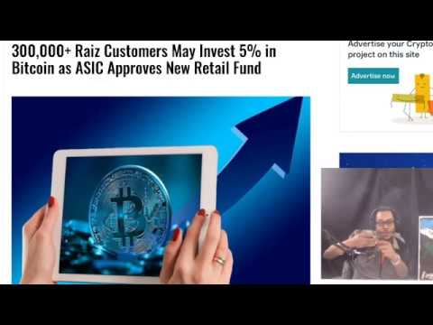 Grayscale Investments Bitcoin Trust.  Australian Approved BTC Fund.  Uzbekistan Adopts Crypto