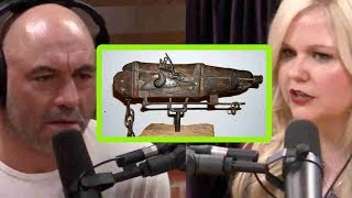 People Booby Trapped Graves to Protect Them from Body Snatchers | Joe Rogan and Lindsey Fitzhar