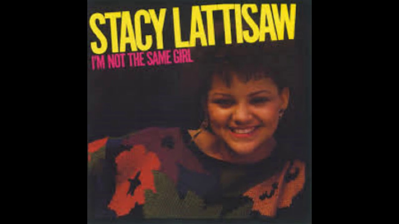 Let Me Be Your Angel - Stacy Lattisaw - 1980