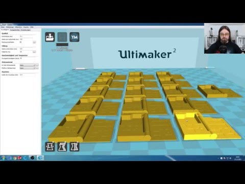 """Makerspot mit Jakob - """"Review: Cura 15.04.3"""" EP31"""