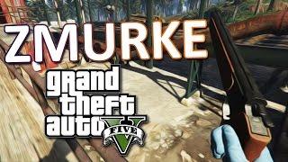 IGRAMO ZMURKE ! Grand Theft Auto V - Zezanje