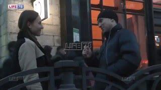 Предприимчивый Петербуржец и Брелоки Подорожник Метро Санкт Петербург lifenews