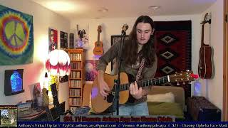 """Deal"" - Anthony Arya (Grateful Dead Cover) from Deadheadland TV"