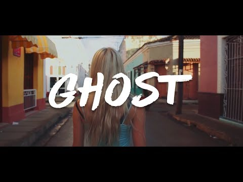 Calvin Harris & Alan Walker Ft. Halsey - Ghost (Lyric Video) Music Video