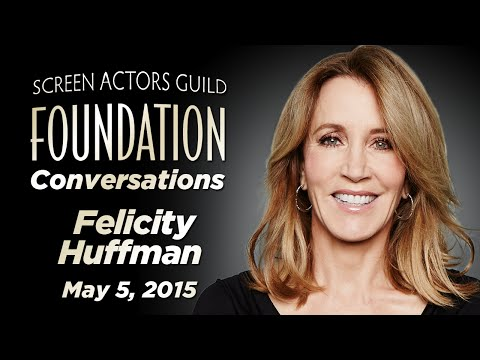 Conversations with Felicity Huffman
