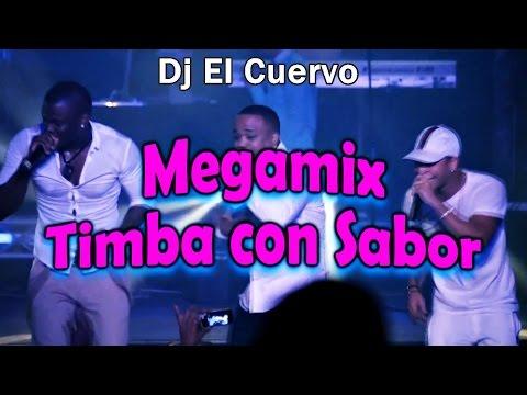 """MIX TIMBA CON SALSA SABOR - DJ EL CUERVO """"MIX SALSA"""" PASAME LA MANTY,HERIDA,CAPITOLIO,ASI SOY YO"""