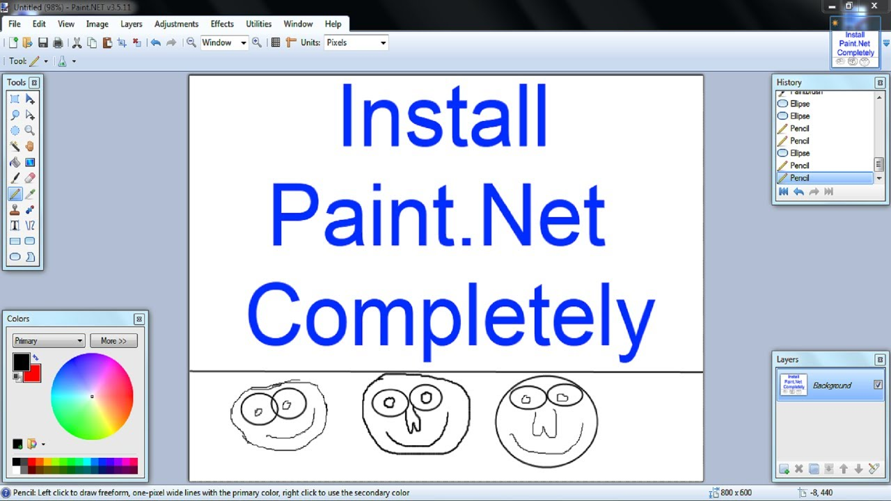 Load Plugin Paint Net