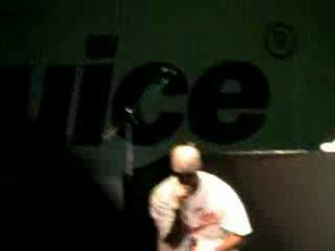 Masta Killa Live in Budapest part2